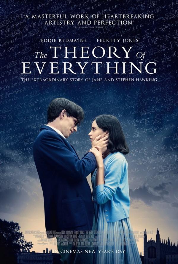 The Theory of Everything: Bản tình ca về cuộc sống và sự nghiệp của Stephen Hawking - Ảnh 10.