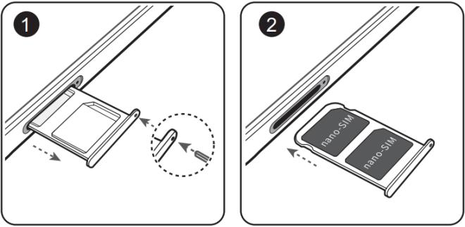 Huawei P20 và P20 Pro sẽ loại bỏ khe cắm thẻ nhớ MicroSD để thay thế bằng khe cắm 2 thẻ SIM Nano?