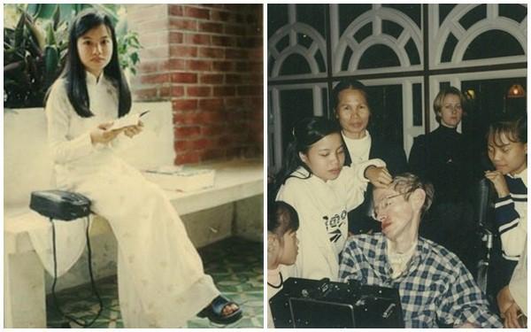 Chuyện ít biết về con gái nuôi người Việt của nhà bác học Stephen Hawking - Ảnh 2.