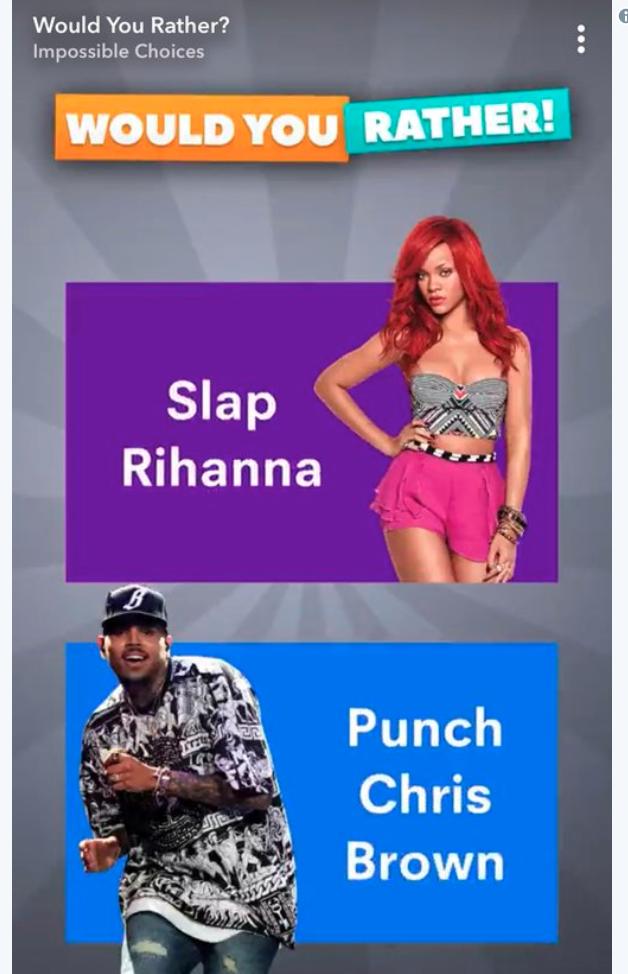 Ca sĩ Rihanna lên tiếng chỉ trích Snapchat cổ xuý nạn bạo hành trong gia đình, 600 triệu USD giá trị vốn hoá của Snap lập tức bốc hơi - Ảnh 2.