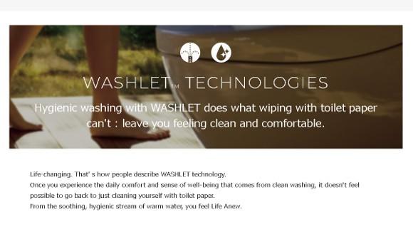 Toto Nhật Bản ra mắt bồn tự động xịt rửa và xì khô bàn tọa, chiếu tia UV diệt khuẩn, giá bán 250 triệu đồng - Ảnh 5.