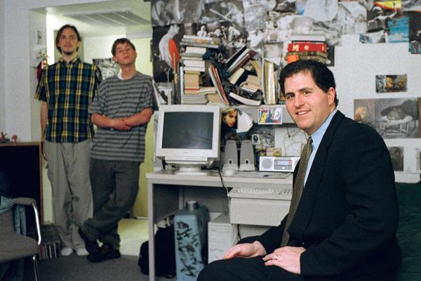 Con đường biến 1.000 USD thành hàng tỷ đô bắt đầu từ căn phòng ký túc đại học chật hẹp của ông chủ hãng Dell - Ảnh 1.