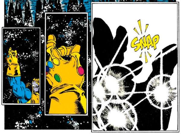 Chi tiết Gamora mô tả Thanos cho Tony, báo hiệu rằng tên Titan sẽ vô cùng điên loạn trong trận chiến lần này !