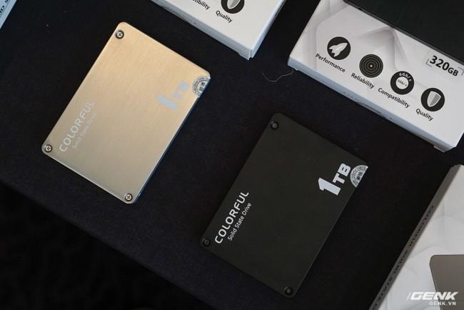 Colorful ra mắt dòng ổ cứng SSD SL300 và SL500 tại thị trường Việt Nam: dung lượng 160-640 GB tốc độ đọc/ghi 500/400 MB/s, có cả phiên bản màu hồng cá tính - Ảnh 4.