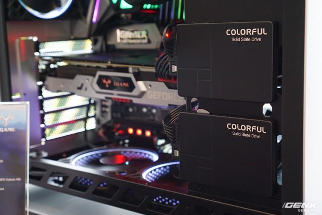 Colorful ra mắt dòng ổ cứng SSD SL300 và SL500 tại thị trường Việt Nam: dung lượng 160-640 GB tốc độ đọc/ghi 500/400 MB/s, có cả phiên bản màu hồng cá tính - Ảnh 5.