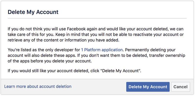 Nhiều người dùng đã bắt đầu tỏ ra ngán ngẩm, và thậm chí là lo sợ đến mức muốn xóa hoàn toàn tài khoản Facebook của mình.