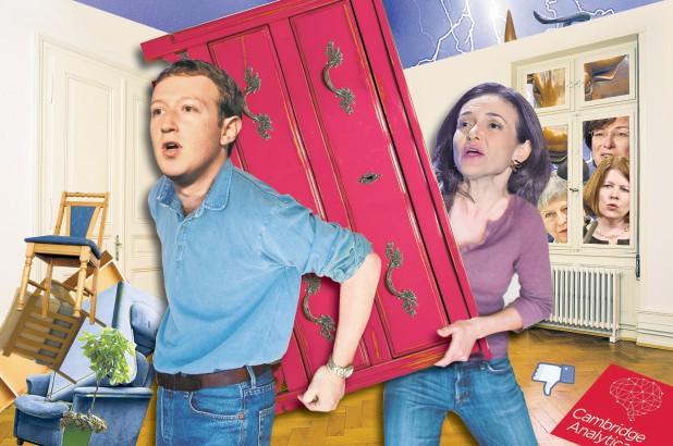 Những vụ tai tiếng trong lịch sử Facebook: Không phải lần đầu ông lớn mạng xã hội để lộ thông tin người dùng - Ảnh 1.