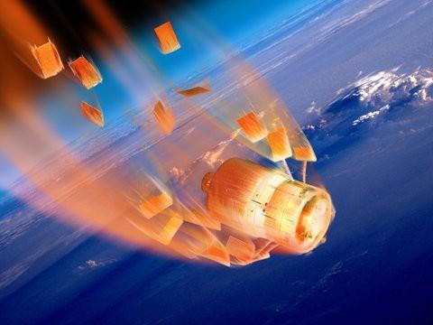 Trạm không gian nặng 9,4 tấn của Trung Quốc sắp rơi xuống Trái Đất, và chẳng ai biết nó sẽ rơi ở đâu - Ảnh 2.