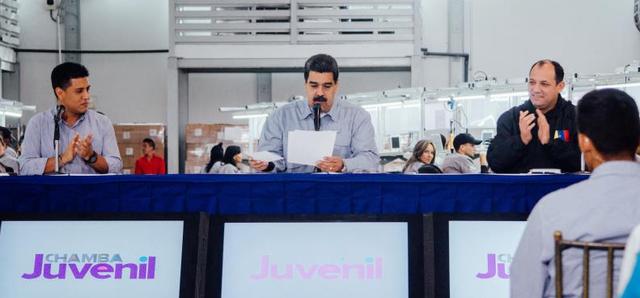 Venezuela kêu gọi toàn quốc cùng đào coin, khuyến khích tất cả sinh viên ra trường đang kiếm việc, người thất nghiệp, vô gia cư, bà mẹ đơn thân... cùng tham gia - Ảnh 2.