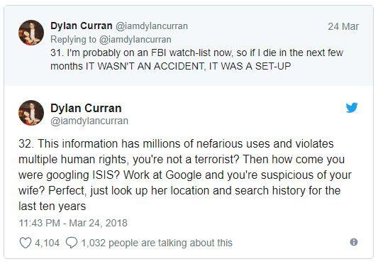 Lo sợ khi nghe tin Facebook thu thập dữ liệu? Kiểm tra tài khoản Google bạn còn khiếp hãi hơn - Ảnh 10.