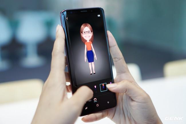 Mở hộp Samsung Galaxy S9+ Tím Lilac bản chính thức: Đẳng cấp thời trang là đây! - Ảnh 17.