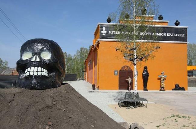 Ghé thăm 10 bảo tàng kỳ quái nhất trên Trái đất: Nếu yếu tim, bạn có thể mạnh dạn bỏ qua nơi cuối cùng - Ảnh 2.