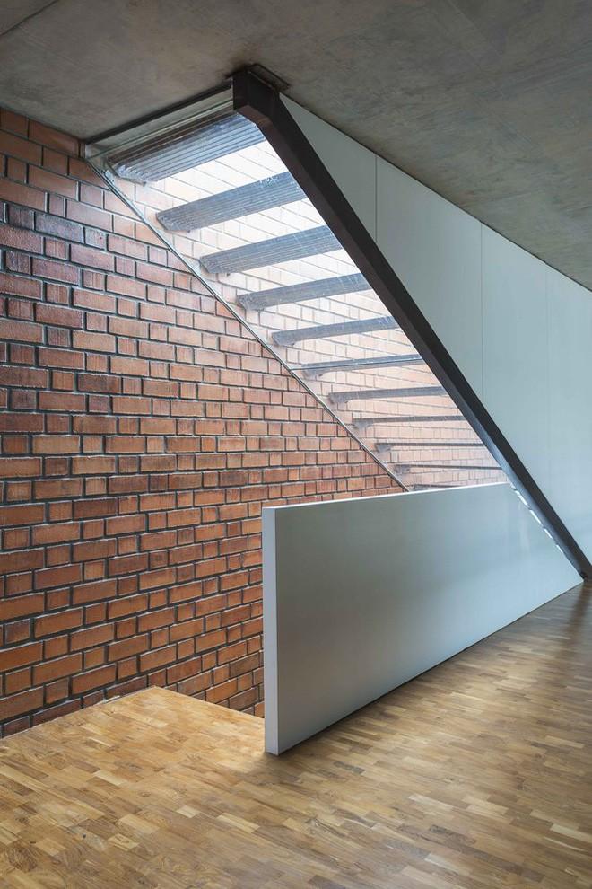 Ngôi nhà gạch ở Ấn Độ được tạp chí kiến trúc Mỹ khen ngợi vì khả năng chống nóng độc đáo - Ảnh 15.