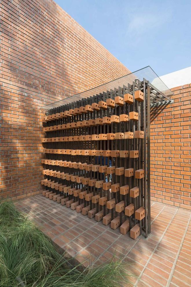 Ngôi nhà gạch ở Ấn Độ được tạp chí kiến trúc Mỹ khen ngợi vì khả năng chống nóng độc đáo - Ảnh 17.