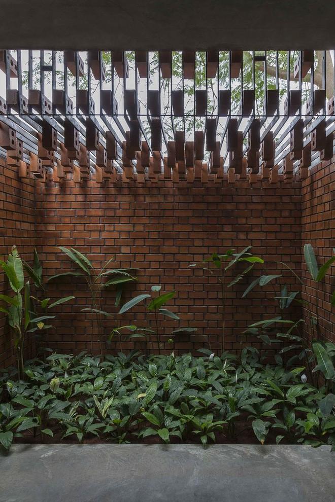Ngôi nhà gạch ở Ấn Độ được tạp chí kiến trúc Mỹ khen ngợi vì khả năng chống nóng độc đáo - Ảnh 7.