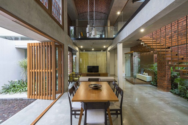 Ngôi nhà gạch ở Ấn Độ được tạp chí kiến trúc Mỹ khen ngợi vì khả năng chống nóng độc đáo - Ảnh 10.