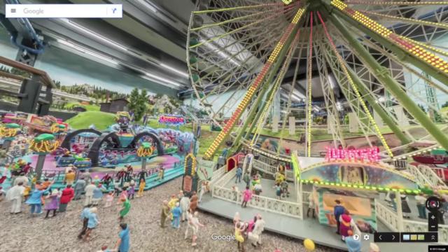 Google dùng xe Street View tí hon để quay phim thành phố mô hình, kết quả thu được cực kỳ tuyệt vời - Ảnh 9.