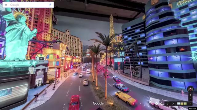 Google dùng xe Street View tí hon để quay phim thành phố mô hình, kết quả thu được cực kỳ tuyệt vời - Ảnh 12.