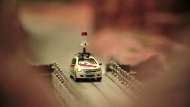 Google dùng xe Street View tí hon để quay phim thành phố mô hình, kết quả thu được cực kỳ tuyệt vời - Ảnh 13.