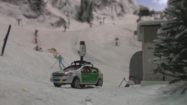 Google dùng xe Street View tí hon để quay phim thành phố mô hình, kết quả thu được cực kỳ tuyệt vời - Ảnh 29.
