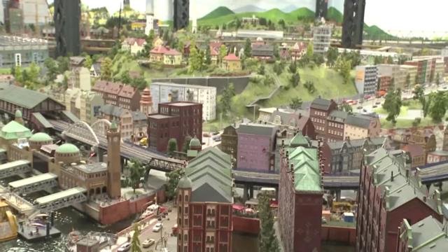 Google dùng xe Street View tí hon để quay phim thành phố mô hình, kết quả thu được cực kỳ tuyệt vời - Ảnh 30.