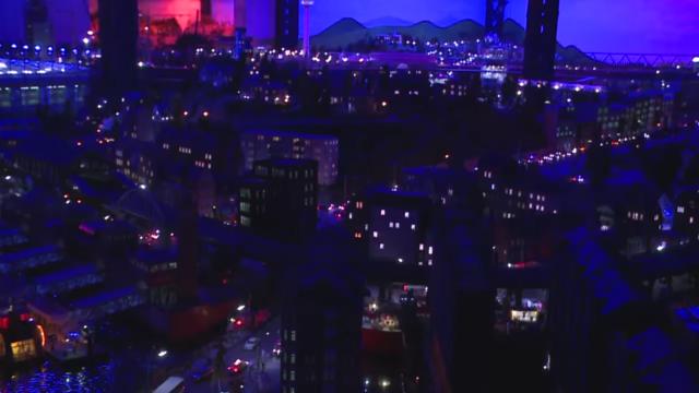 Google dùng xe Street View tí hon để quay phim thành phố mô hình, kết quả thu được cực kỳ tuyệt vời - Ảnh 32.