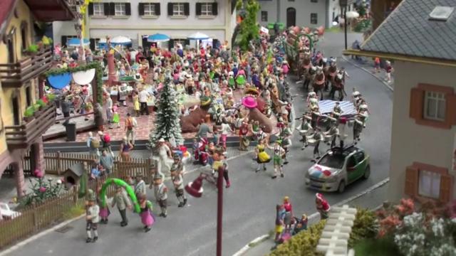 Google dùng xe Street View tí hon để quay phim thành phố mô hình, kết quả thu được cực kỳ tuyệt vời - Ảnh 7.