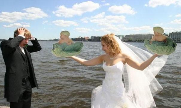 [Vui] Tổng hợp những ý tưởng chụp ảnh cưới độc dị nhất trên Internet - Ảnh 13.