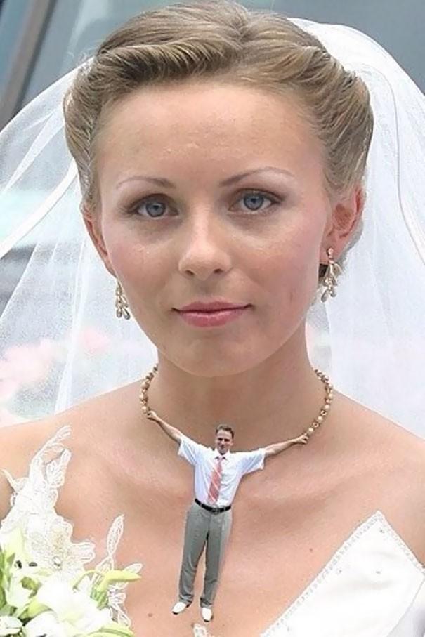 [Vui] Tổng hợp những ý tưởng chụp ảnh cưới độc dị nhất trên Internet - Ảnh 15.