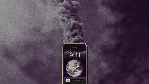 Smartphone đang giết hành tinh này nhanh hơn tưởng tượng của bất cứ ai - Ảnh 1.