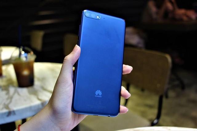 Y7 Pro 2018 dẫn đầu Y-Series gia nhập đại gia đình Huawei Việt Nam - Ảnh 1.