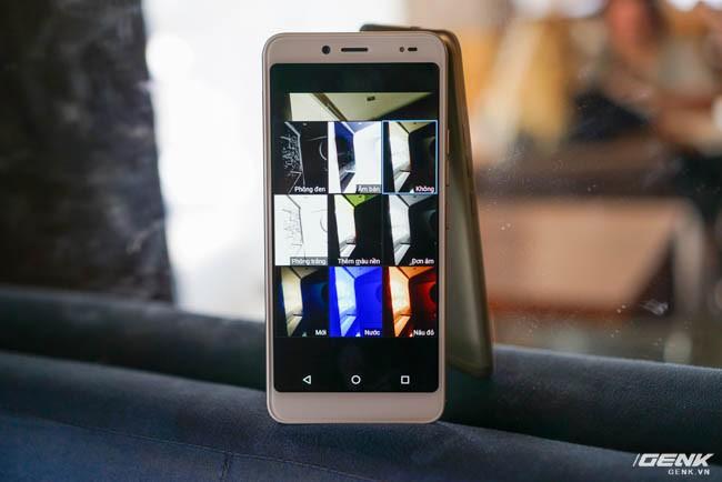 Trên tay Mobiistar E Selfie: smartphone giá rẻ dành cho người dùng thích selfie và màn hình xu hướng tràn viền 18:9 - Ảnh 6.