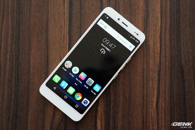 Trên tay Mobiistar E Selfie: smartphone giá rẻ dành cho người dùng thích selfie và màn hình xu hướng tràn viền 18:9 - Ảnh 4.