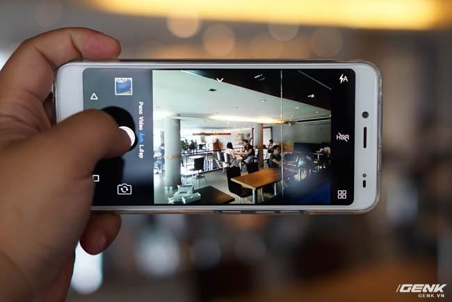 Trên tay Mobiistar E Selfie: smartphone giá rẻ dành cho người dùng thích selfie và màn hình xu hướng tràn viền 18:9 - Ảnh 7.