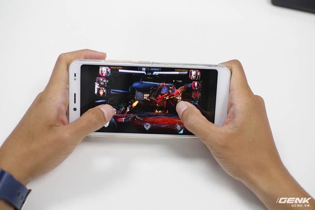 Trên tay Mobiistar E Selfie: smartphone giá rẻ dành cho người dùng thích selfie và màn hình xu hướng tràn viền 18:9 - Ảnh 18.