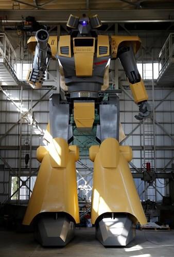 Kỹ sư Nhật biến giấc mơ Gundam khổng lồ thành hiện thực, cho thuê kiếm lời với giá 21 triệu/giờ - Ảnh 5.