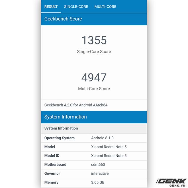 Đánh giá hiệu năng chơi game trên Redmi Note 5 Pro: Snapdragon 636 thể hiện ra sao trước PUBG, Liên Quân Mobile và Asphalt 8? - Ảnh 3.