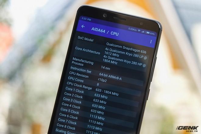 Đánh giá hiệu năng chơi game trên Redmi Note 5 Pro: Snapdragon 636 thể hiện ra sao trước PUBG, Liên Quân Mobile và Asphalt 8? - Ảnh 1.