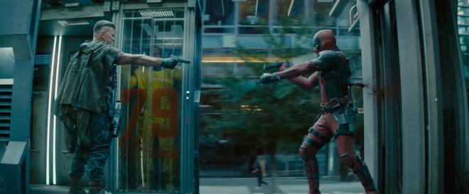 Không chỉ lầy lội, trailer cuối cùng của Deadpool 2 còn hoành tráng ác liệt - Ảnh 7.