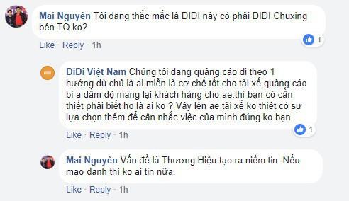 Ứng dụng Didi nhái vua gọi xe Trung Quốc tiếp tục xuất hiện tại Việt Nam, chiêu mộ tài xế cũ của Uber - Ảnh 3.