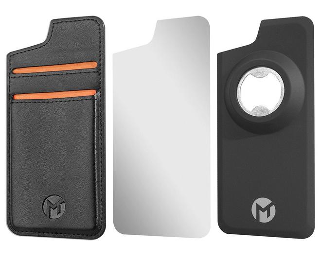 """Megaverse: Ốp lưng """"không trọng lực"""" cho phép gắn smartphone lên mọi mặt phẳng - Ảnh 3."""
