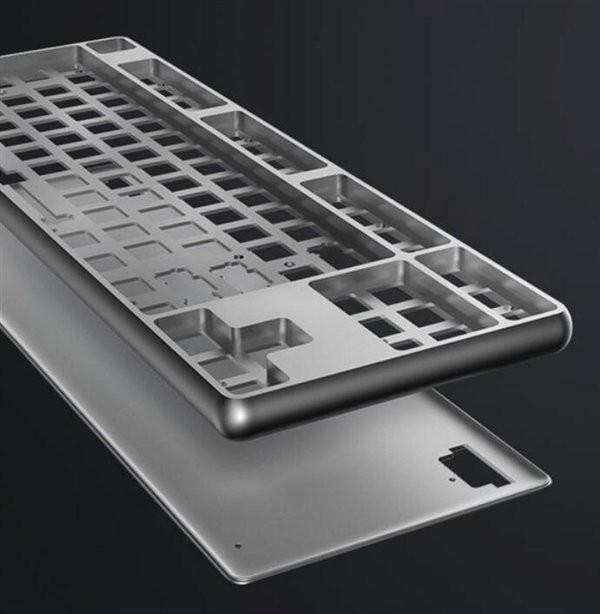 Xiaomi ra mắt bàn phím cơ Yuemi Pro Silent Edition, khung nhôm, thiết kế TKL, giá 94 USD - Ảnh 5.