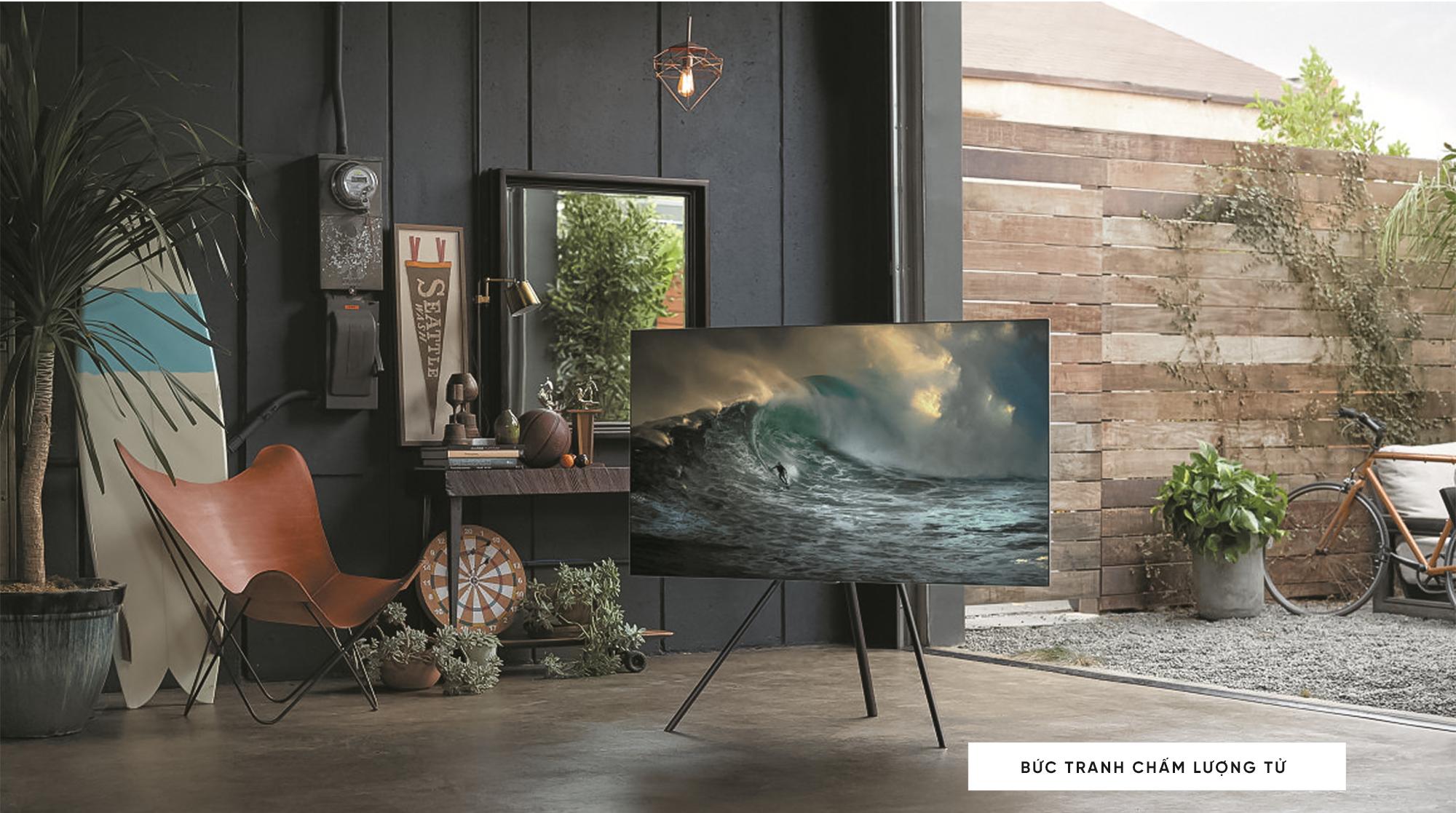 QLED 2018: Từ chiếc điều khiển và... dây nối đến chân lý về cái đẹp của Samsung - Ảnh 3.
