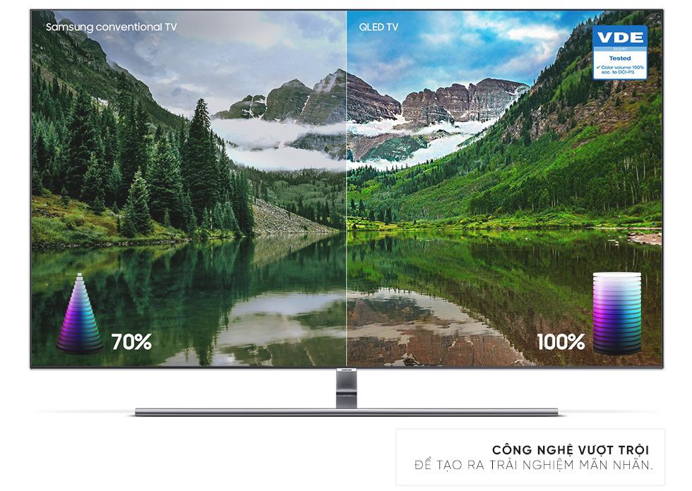 QLED 2018: Từ chiếc điều khiển và... dây nối đến chân lý về cái đẹp của Samsung - Ảnh 5.