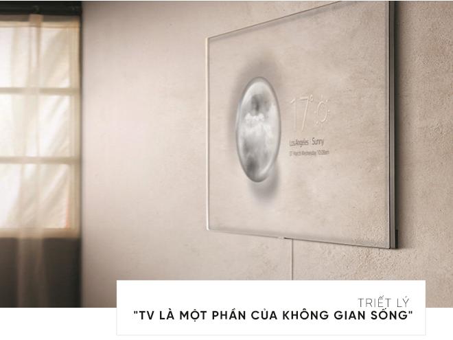 QLED 2018: Từ chiếc điều khiển và... dây nối đến chân lý về cái đẹp của Samsung - Ảnh 8.