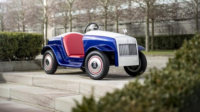 Đằng sau siêu xe tí hon Rolls-Royce là câu chuyện bất ngờ và đầy ý nghĩa - Ảnh 5.