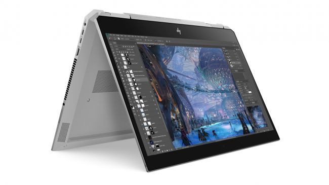 HP cập nhật dòng laptop workstations ZBook với chip Intel thế hệ thứ 8 và card đồ họa NVIDIA Quadro - Ảnh 2.