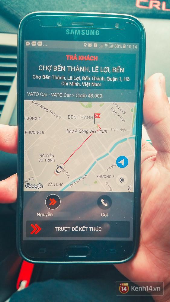 """Đóng cửa Uber, tài xế chuyển sang Vato - ứng dụng đặt xe cho phép khách mặc cả: """"Chúng tôi không muốn Grab độc quyền"""" - Ảnh 7."""