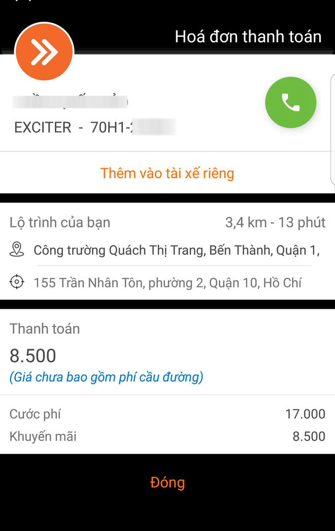 """Đóng cửa Uber, tài xế chuyển sang Vato - ứng dụng đặt xe cho phép khách mặc cả: """"Chúng tôi không muốn Grab độc quyền"""" - Ảnh 9."""