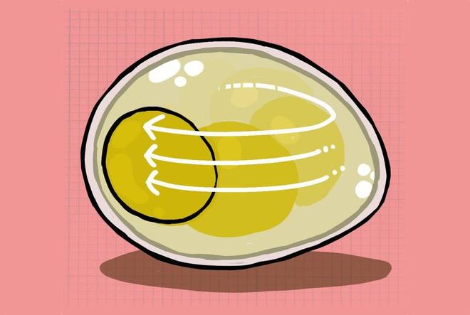 Hãy trân trọng những người luộc trứng vừa chín, vì theo vật lý học rất khó làm được điều đó - Ảnh 3.